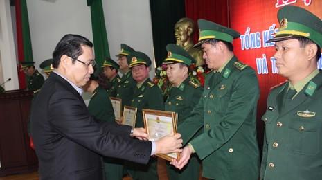 Bộ đội biên phòng ĐN phải đảm bảo ANTT hội nghị APEC - ảnh 2