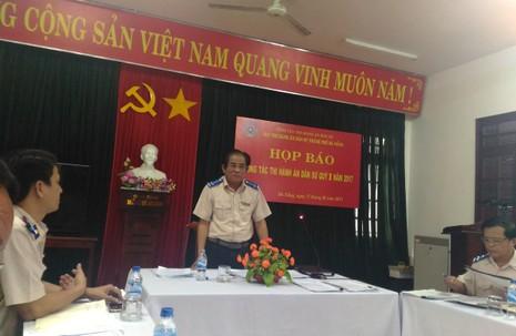 Đà Nẵng: Phải thi hành trên 1.400 tỉ đồng án tín dụng - ảnh 1