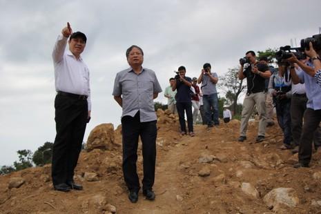 Chủ tịch Đà Nẵng: Đình chỉ ngay dự án tại Sơn Trà - ảnh 4