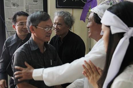 GS Lý Chánh Trung có lúc hồi tỉnh thần kỳ trước khi ra đi  - ảnh 2