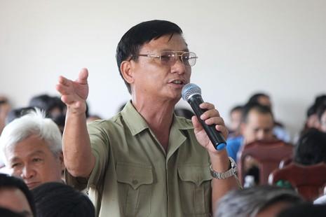 Gặp Bí thư Thăng, dân Hóc Môn lại kêu về ô nhiễm, tệ nạn - ảnh 1