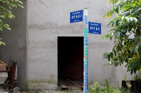 Chùm ảnh: Những tên đường 'có vấn đề' ở TP.HCM - ảnh 5