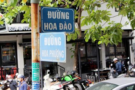 Chùm ảnh: Những tên đường 'có vấn đề' ở TP.HCM - ảnh 12