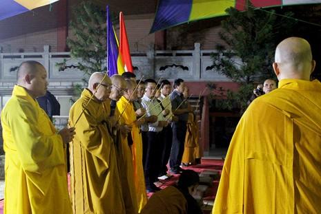 Xúc động lễ cầu siêu cho 800 nạn nhân mất do tai nạn - ảnh 4