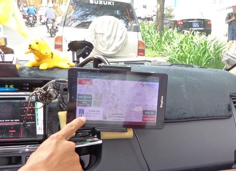 Vinasun đưa giao dịch điện tử lên xe chạy hợp đồng - ảnh 3