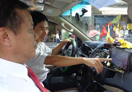 Vinasun đưa giao dịch điện tử lên xe chạy hợp đồng - ảnh 4