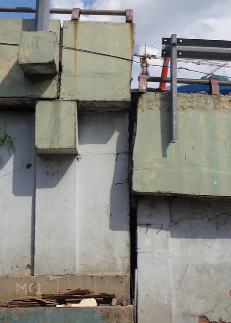 Cầu vượt Nguyễn Hữu Cảnh sẽ được sửa chữa ra sao? - ảnh 6