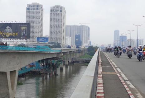 Năm 2020 mới hoàn thành tuyến metro số 1 - ảnh 1