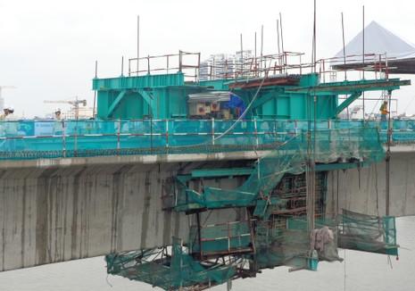 Năm 2020 mới hoàn thành tuyến metro số 1 - ảnh 2
