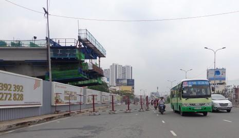 Năm 2020 mới hoàn thành tuyến metro số 1 - ảnh 3
