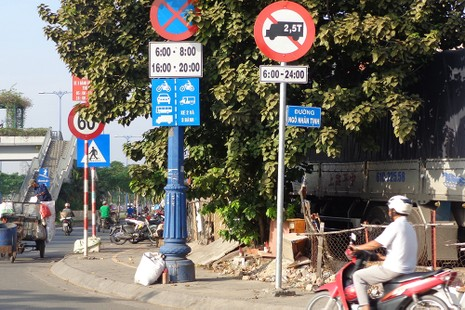 TP.HCM: Đề xuất giảm tốc độ xe 10 km/giờ - ảnh 3