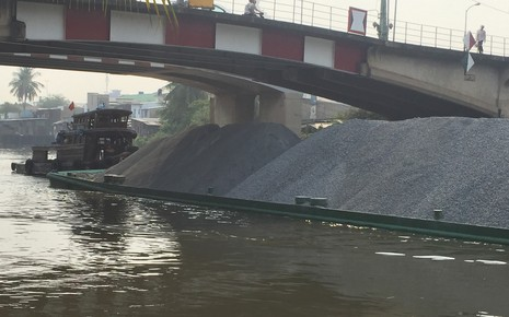 Bắt đầu xây cầu Nhị Thiên Đường 1 mới - ảnh 2