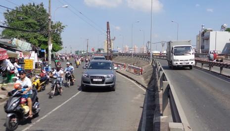 Bắt đầu xây cầu Nhị Thiên Đường 1 mới - ảnh 4