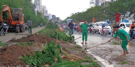 Khởi công hai cầu vượt 'giải cứu' sân bay Tân Sơn Nhất - ảnh 5