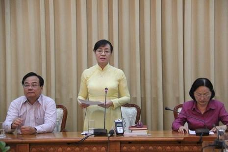 Ứng viên nào của trung ương về ứng cử Đại biểu Quốc hội tại TP.HCM? - ảnh 1