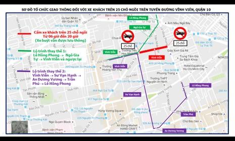 Xe Thành Bưởi bị 'cấm cửa' ở đường Lê Hồng Phong? - ảnh 3