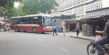 Xe Thành Bưởi bị 'cấm cửa' ở đường Lê Hồng Phong? - ảnh 4
