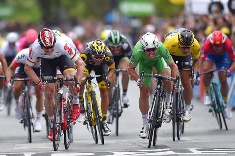 Peter Sagan lên tiếng về vụ 'đình công' ở chặng 3 Tour de France