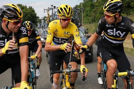 'Tê giác' Froome bảo vệ thành công áo vàng Tour de France 2016 - ảnh 8