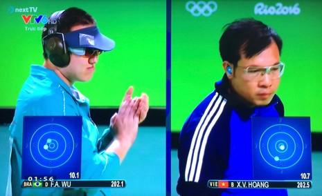 Nghẹt thở xem xạ thủ Hoàng Xuân Vinh đoạt HCV, phá kỷ lục Olympic - ảnh 1