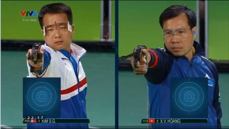 Hoàng Xuân Vinh vuột HCV 50 m súng ngắn Olympic - ảnh 2