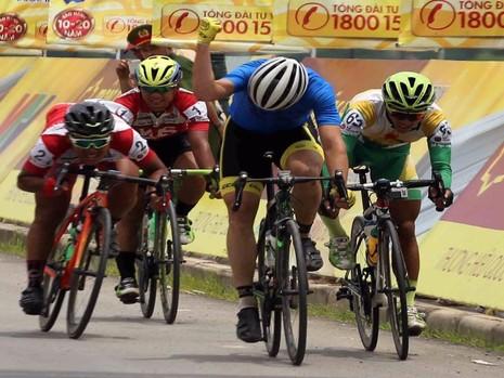 rút đích đua xe đạp