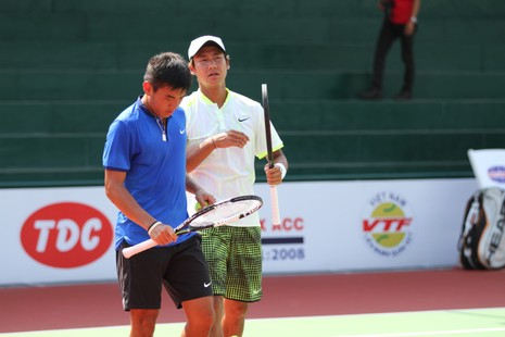 Hoàng Nam - Uoyang Bowen giành ngôi á quân giải F4 Bình Dương - ảnh 2