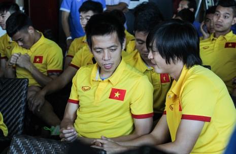 Hữu Thắng kêu gọi người Việt tại Myanmar đến sân cổ vũ - ảnh 4