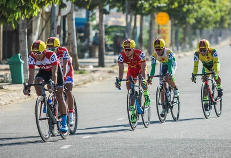 Huỳnh Thanh Tùng đoạt chiến thắng tại Phan Rang - ảnh 3