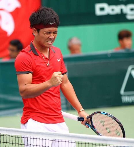 Thua Hong Kong, Việt Nam tranh suất trụ hạng nhóm II - ảnh 1