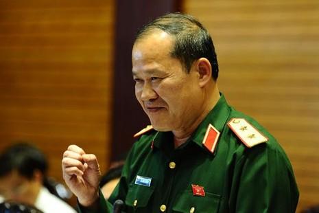Thứ trưởng Bộ Quốc phòng: Tăng tuổi hưu quân nhân chuyên nghiệp để giữ nhân tài - ảnh 1