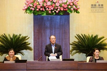 Ông Nguyễn Hạnh Phúc được đề cử làm Tổng Thư ký Quốc hội - ảnh 1