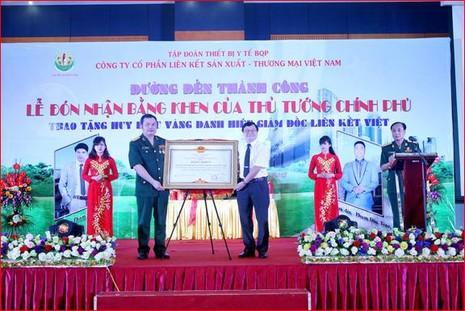 Bộ Công Thương nói gì sau khi lãnh đạo Liên kết Việt bị bắt? - ảnh 1