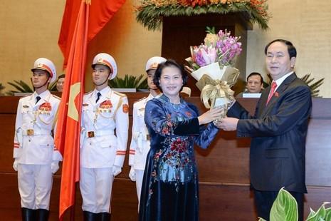 Đại tướng Trần Đại Quang làm Chủ tịch nước - ảnh 2
