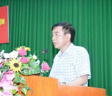 Ông Đào Văn Hải sẽ thôi nhiệm vụ điều hành Vụ tổ chức cán bộ để chờ phân công công việc phù hợp.