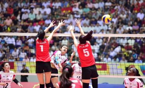 Chung kết VTV Cup 2016: Tuyển nữ Việt Nam thất bại  - ảnh 4