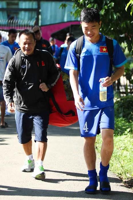 AFF Cup 2016: Nắng TP.HCM… không xi nhê như ở Yangon - ảnh 3