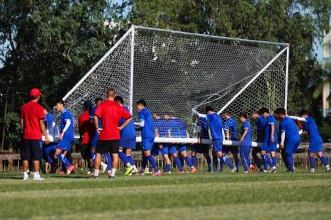 AFF Cup 2016: Nắng TP.HCM… không xi nhê như ở Yangon - ảnh 1