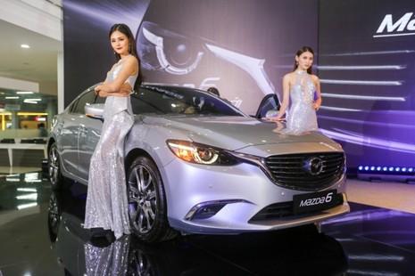 Ngắm Mazda6 2017 có giá từ 975 triệu đồng - ảnh 5