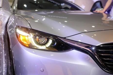 Ngắm Mazda6 2017 có giá từ 975 triệu đồng - ảnh 4