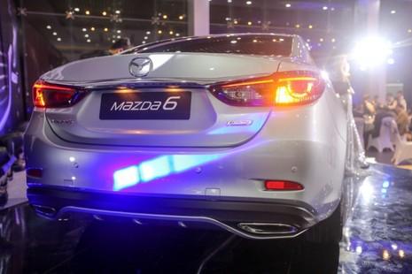 Ngắm Mazda6 2017 có giá từ 975 triệu đồng - ảnh 1