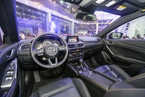 Ngắm Mazda6 2017 có giá từ 975 triệu đồng - ảnh 2