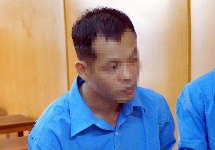 TAND TP.HCM nhận định cáo trạng có thiếu sót nhưng không ảnh hưởng tới nội dung vụ án. Bị cáo Cai Xuân Huy tại phiên tòa. Ảnh: NGÂN NGA