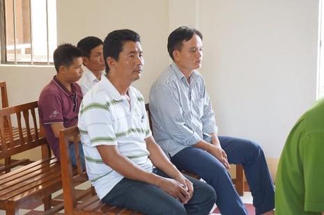 VKS không thu hồi quyết định đình chỉ đối với anh Đặng Ngọc Thanh (bìa trái). Ảnh: N.NGA