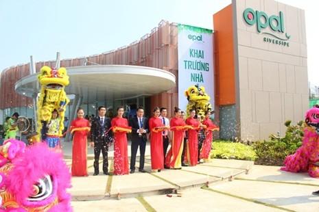 Đất Xanh ra mắt khu căn hộ resort bên sông Sài Gòn: Opal Riverside  - ảnh 1