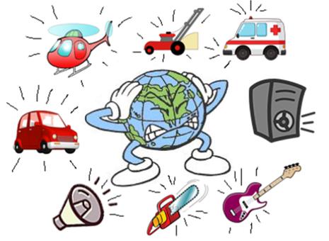 Ô nhiễm tiếng ồn: Phá vỡ cân bằng tự nhiên - ảnh 1