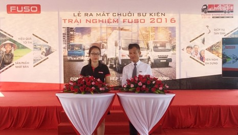 FUSO khởi động chuỗi hành trình xuyên Việt - ảnh 1