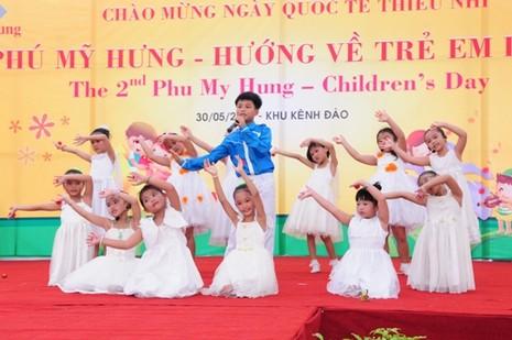 Cuộc thi Tài năng trẻ Phú Mỹ Hưng - ảnh 1
