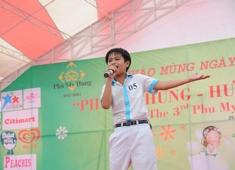 Cuộc thi Tài năng trẻ Phú Mỹ Hưng - ảnh 2