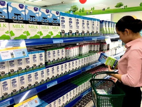 Vinamilk: Nhãn hiệu dẫn đầu Việt Nam - ảnh 1